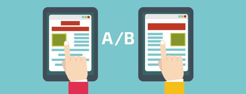 А/В тестирование на лендинге —  техника применения и примеры использования